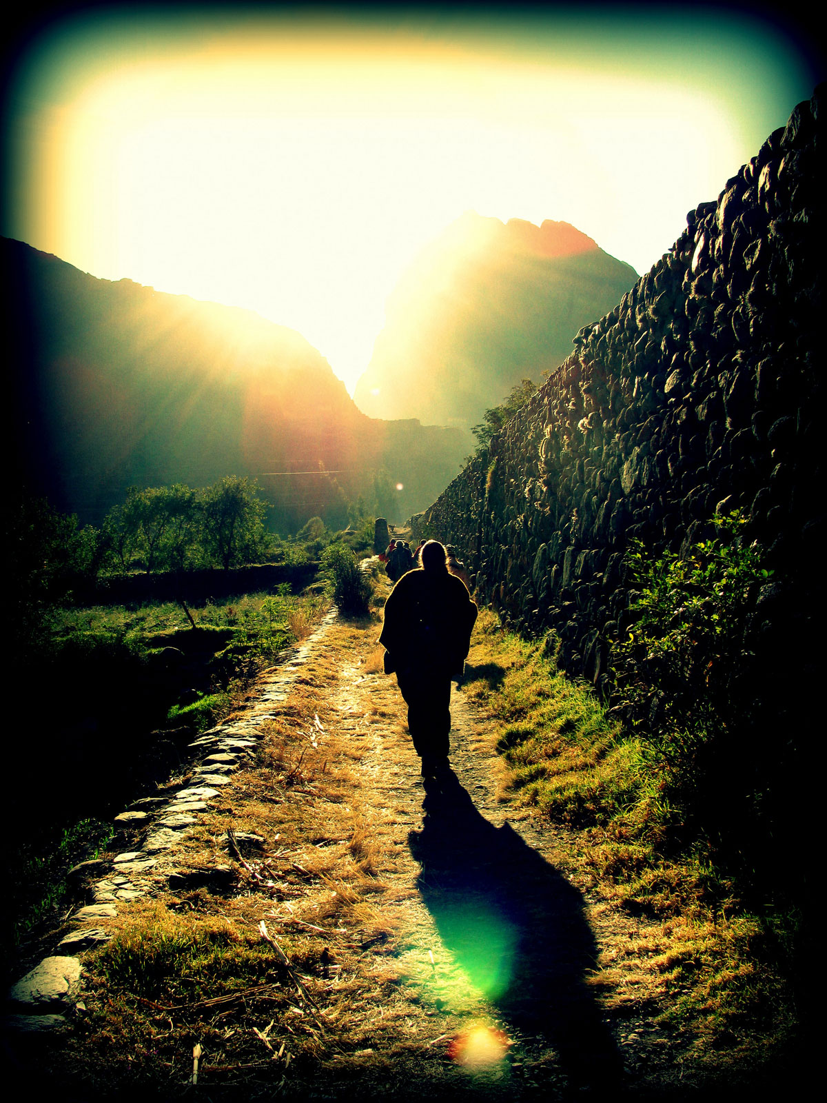 andean path